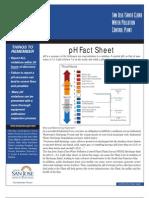pHFactSheet