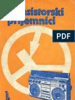 Tranzistorski Prijemnici Branislav Djuric 1984