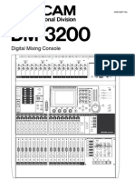DM-3200 Owners Manual E