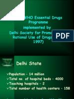Delhi Program - Pre-Requisites and Success Factors