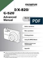 Manual Olympus FE280 B