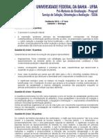 2fase2010Biologia