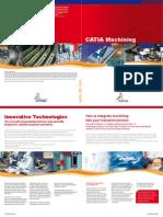 Catia v5 Machining Brochure
