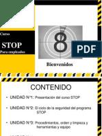 STOP  empleados modifcación