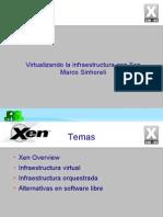 Jornadas-regionales-Virtualizando La Infraestructura Con Xen