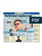 North Korea's Mystery Man
