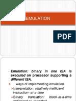 Emulation Unit V