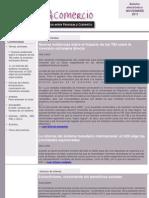 Boletín Finanzas & Comercio noviembre 2011