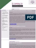 Boletín Finanzas & Comercio octubre 2011