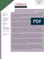 Boletín Finanzas & Comercio enero 2011