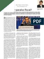 ¿Uruguay paraíso fiscal?