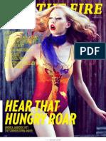 FAN THE FIRE Magazine #48 - December 2011