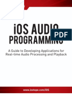 iZotope iOS Audio Programming Guide