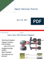 Integration Between Agile PLM and SAP 2011-04-04 v1
