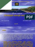 Strategija razvoja saobraćaja