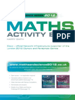 Maths Activity Book - Sample Pages