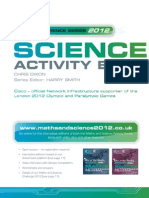 Science Activity Book - Sample Pages