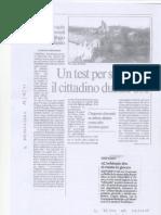Notizie di stampa sull'Urbinate DOC