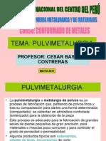 PULVIMETALURGIA I
