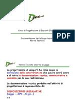 A - Documentazione Di Progetto - Norme Tecniche