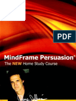 Ross Jeffries - Mindframe Persuasion - Seminar Transcript (2009)