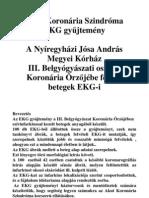 ACS EKG Gyűjtemény