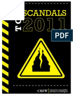 Top Scandals of 2011