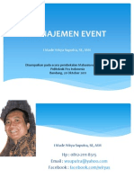 Event Management 2