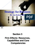 STRATEGY CH 07 - The Firm as an Administrative Organization