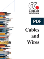 ConCab kabel gmbh Main Catalog 2011