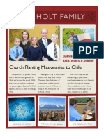 Holt Information Packet 2011