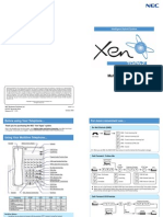 NEC Xen Topaz User Manual