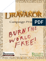 Dravakor - Campaign Primer