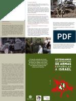 Detengamos exportación armas españolas a israel