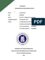 Cover Manajemen Dan Keekonomian Proyek (Liza)