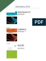 Livros de Informática 2012