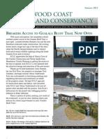 Summer 2011 Redwood Coast Land Conservancy Newsletter