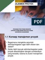 1 manajemen proyek