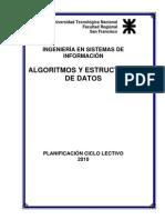 Algoritmo y Est.datos