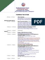 5th Manufacturers' Forum / 5. Forum Produkcyjne