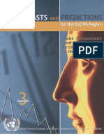 Global Forecasts and Predictions for the ESCWA Region Debt Investment and Endogenous Economic Growth in the ESCWA Region