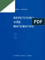 Boris Apsen - Repetitorij više matematike 2