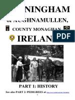 Cunningham History