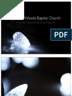 Christmas Morning Service - December 25, 2011