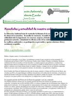 Boletín electrónico nº 9 PGEA