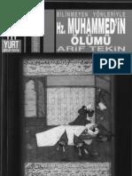 Hz.MUHAMMED'in ÖLÜMÜ