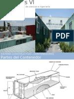 Sistemas Constructivos - Contenedores