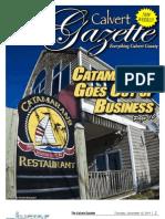 2011-12-15 Calvert Gazette