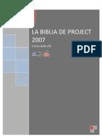 La Biblia de Project 2007