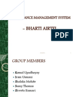 19570665 Performance Management AIRTEL